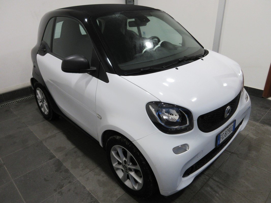 Smart Fortwo 70 1.0 twinamic Youngster 2014 2