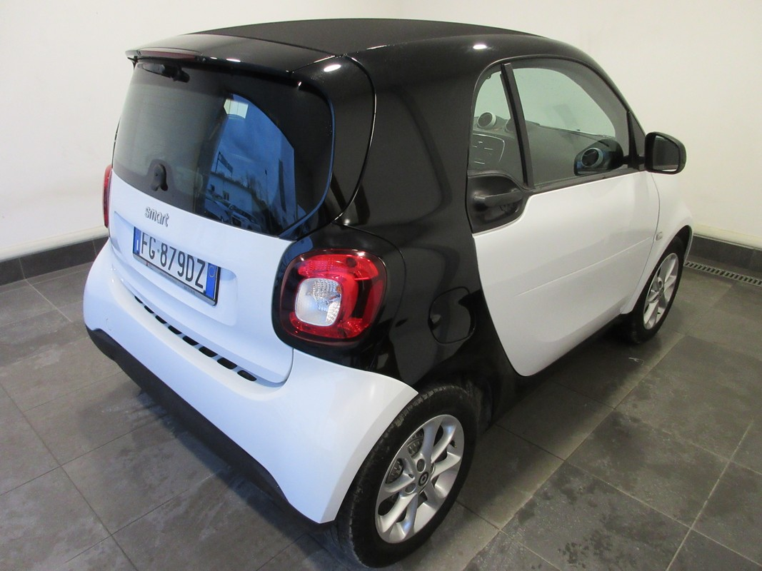 Smart Fortwo 70 1.0 twinamic Youngster 2014 3