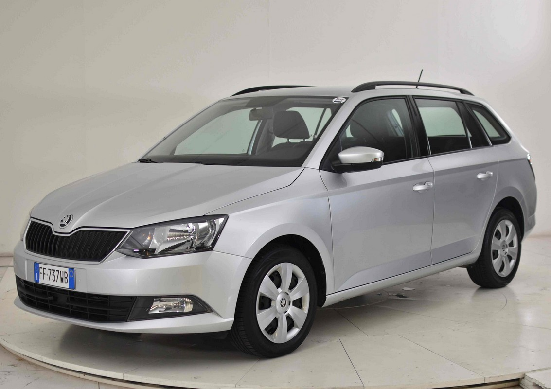 Skoda Fabia SW 1.4 TDI 90 CV Executive Wagon 2015