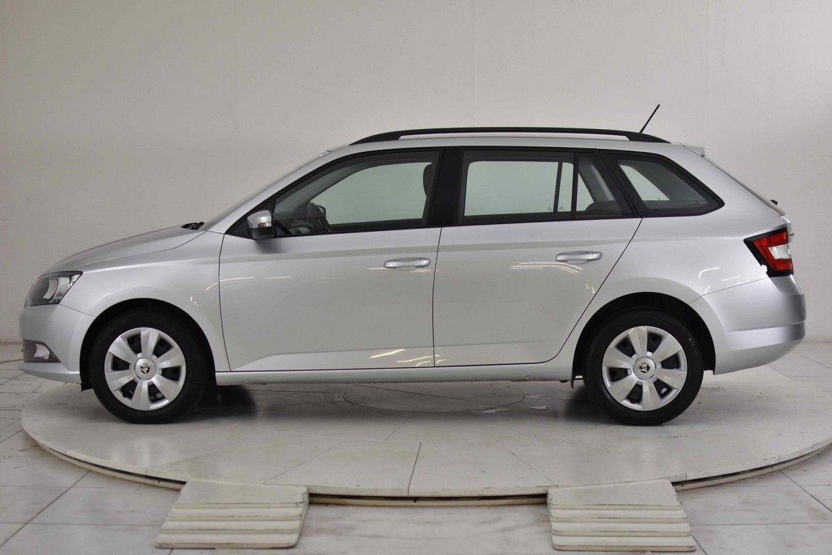 Skoda Fabia SW 1.4 TDI 90 CV Executive Wagon 2015 0