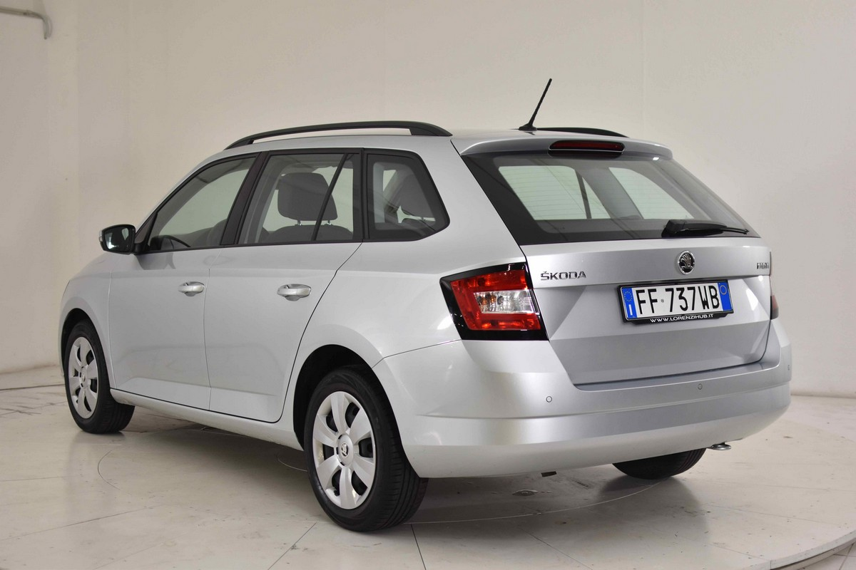 Skoda Fabia SW 1.4 TDI 90 CV Executive Wagon 2015 1