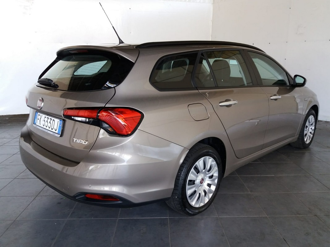 Fiat Tipo SW 1.6 Mjt S&S Easy Business Station Wagon 2016 5