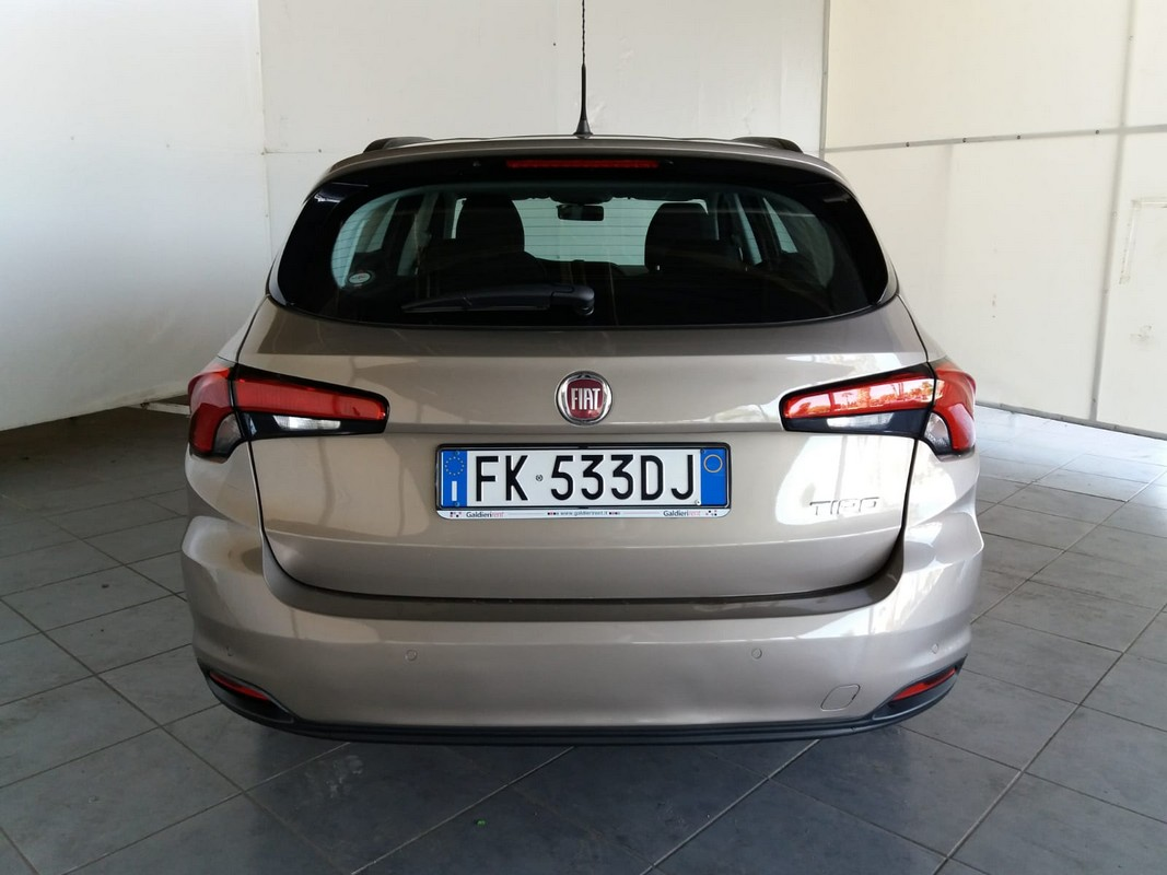 Fiat Tipo SW 1.6 Mjt S&S Easy Business Station Wagon 2016 6