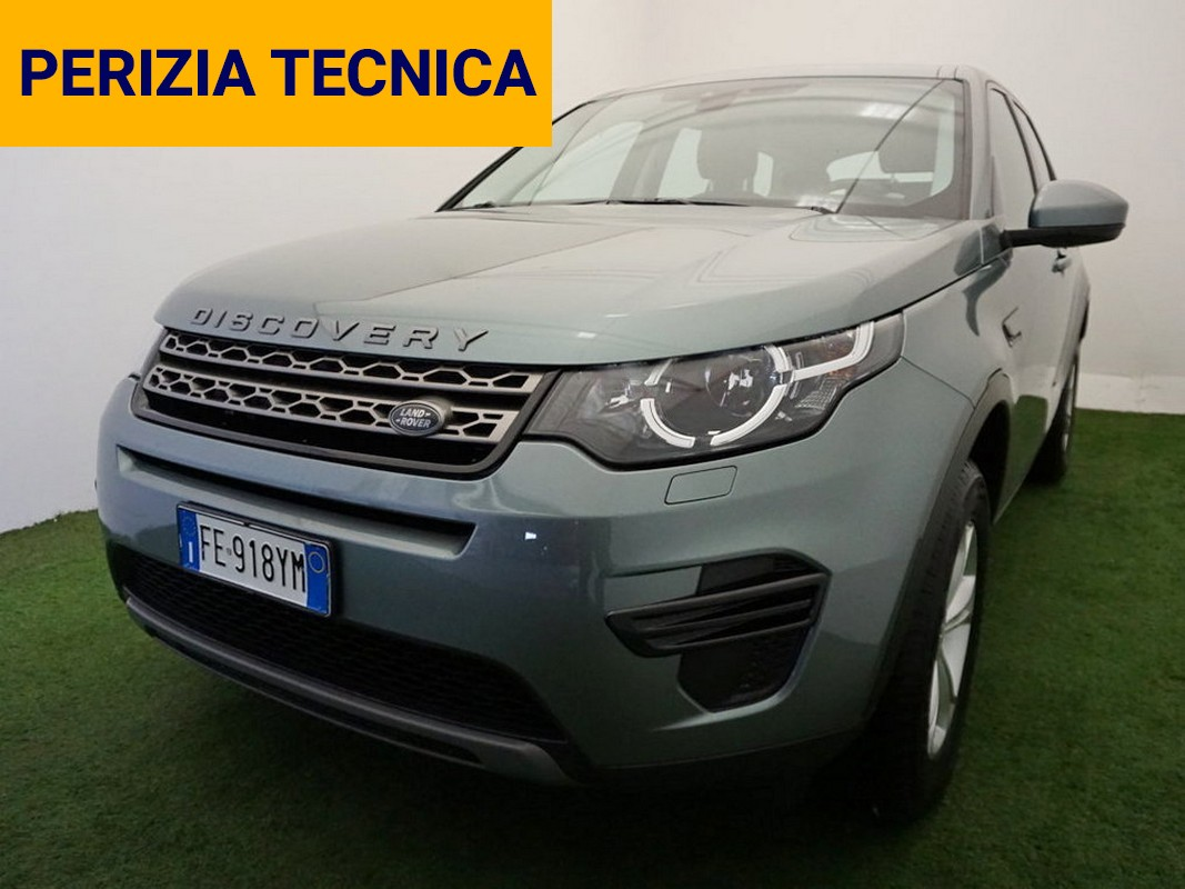 Land Rover Discovery Sport 2.0 TD4 150 CV SE 2016