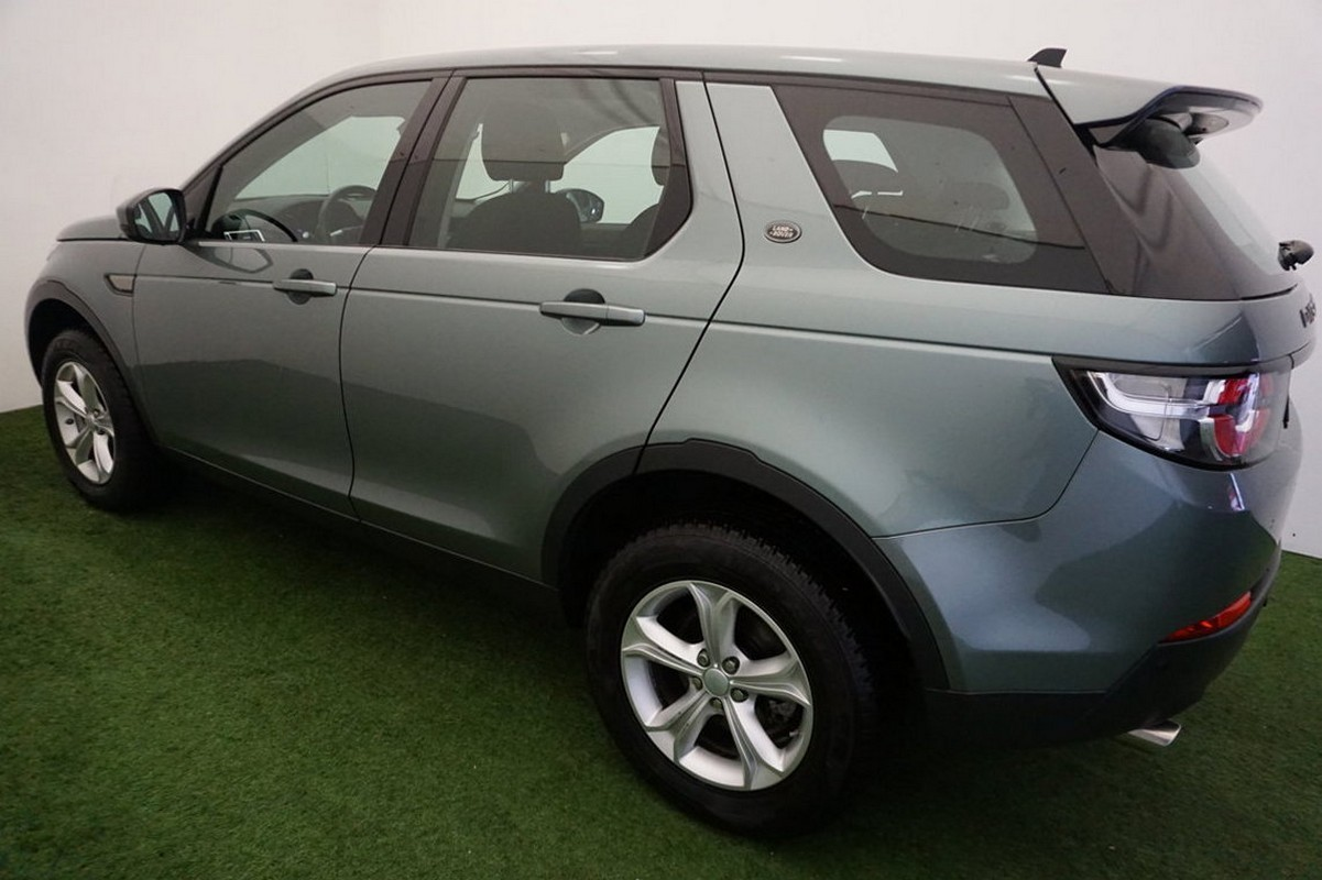 Land Rover Discovery Sport 2.0 TD4 150 CV SE 2016 0