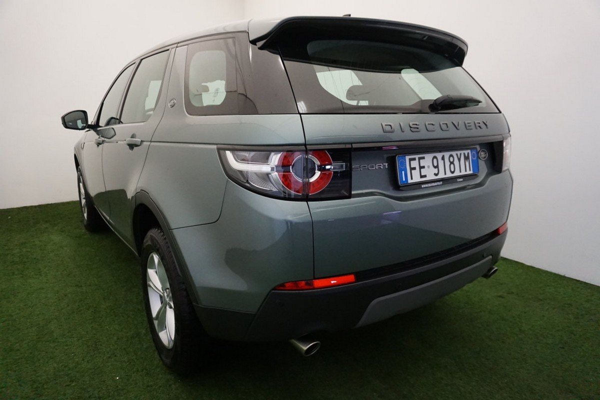 Land Rover Discovery Sport 2.0 TD4 150 CV SE 2016 1