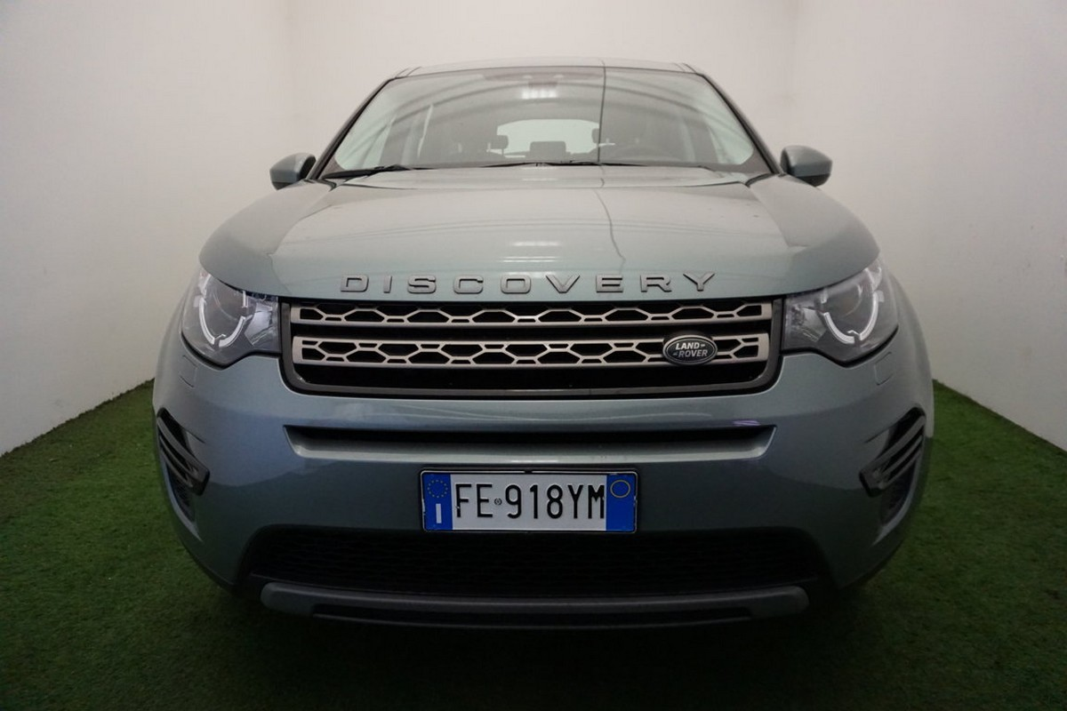 Land Rover Discovery Sport 2.0 TD4 150 CV SE 2016 2