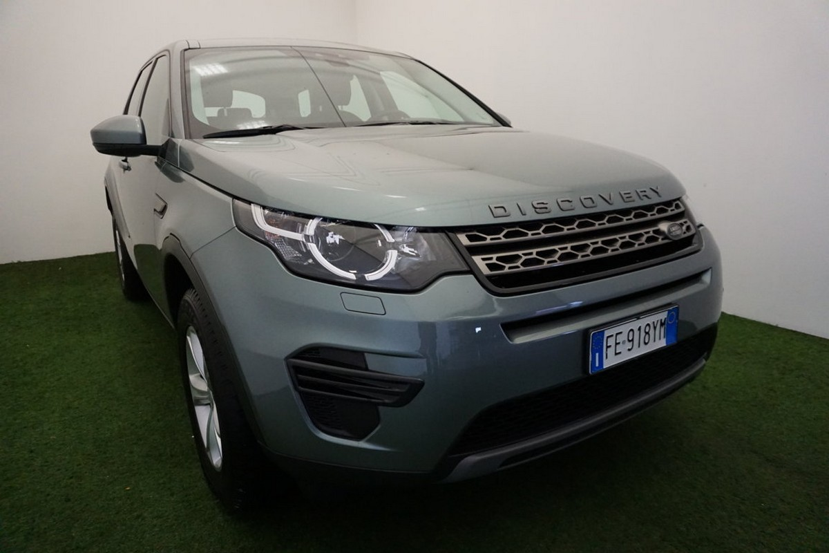 Land Rover Discovery Sport 2.0 TD4 150 CV SE 2016 3