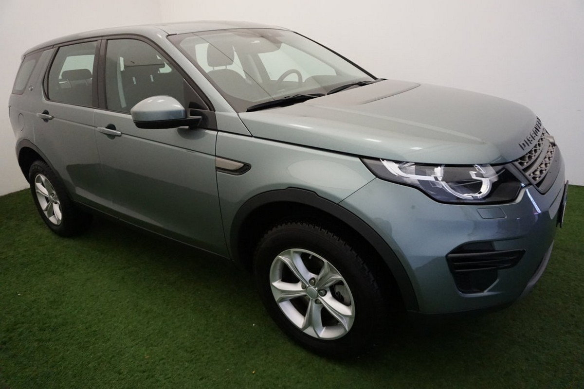 Land Rover Discovery Sport 2.0 TD4 150 CV SE 2016 4