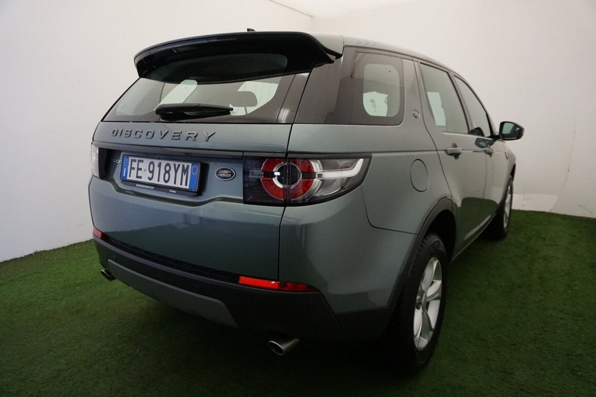 Land Rover Discovery Sport 2.0 TD4 150 CV SE 2016 5