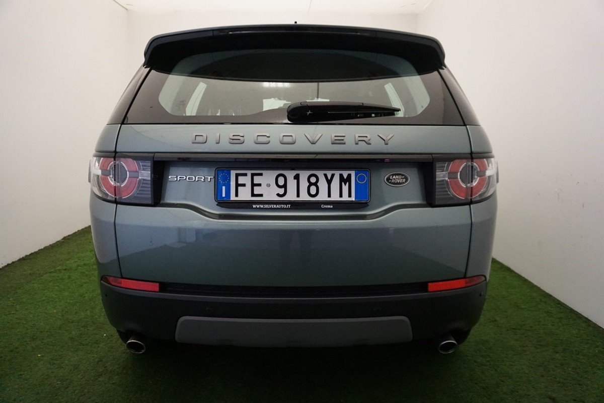 Land Rover Discovery Sport 2.0 TD4 150 CV SE 2016 6