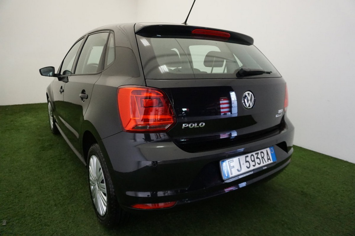Volkswagen Polo 1.4 TDI 5p. Business BlueMotion Technology 2016 1
