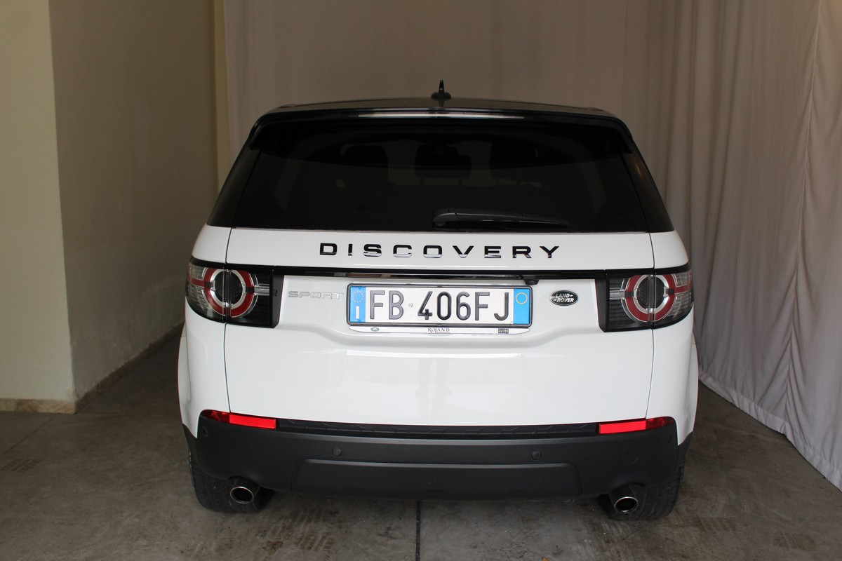 Land Rover Discovery Sport 2.0 TD4 180 CV HSE 2015 5