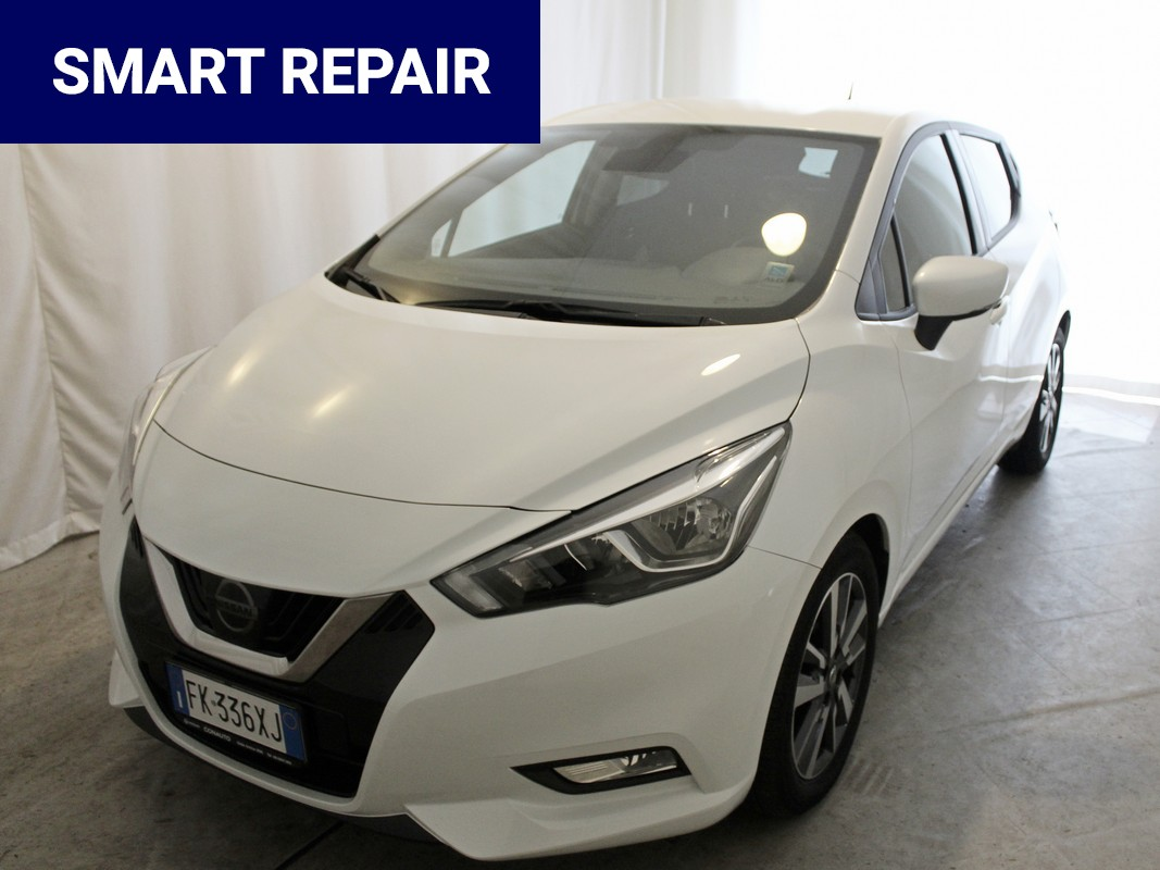 Nissan Micra 1.5 dCi 8V 5p. N-Connecta 2016