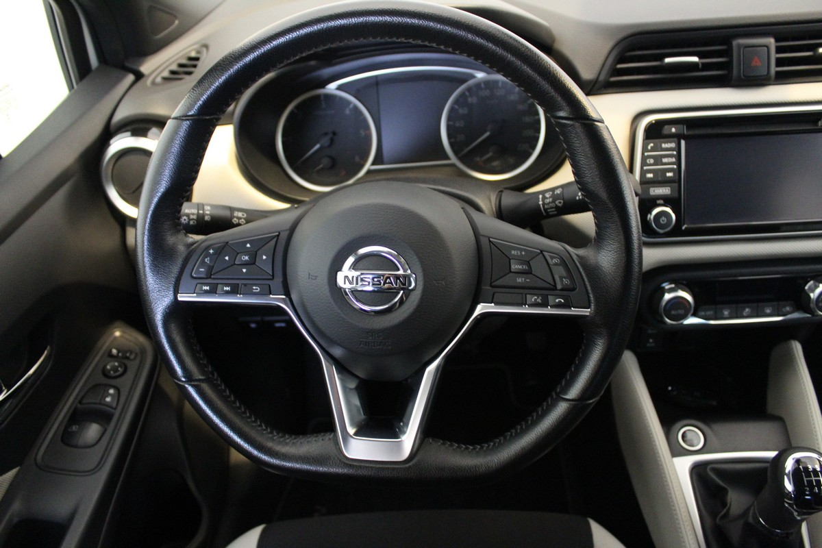 Nissan Micra 1.5 dCi 8V 5p. N-Connecta 2016 12