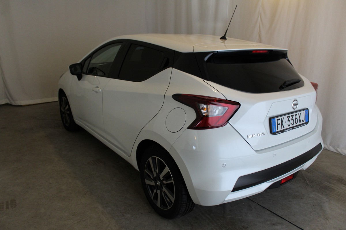 Nissan Micra 1.5 dCi 8V 5p. N-Connecta 2016 1