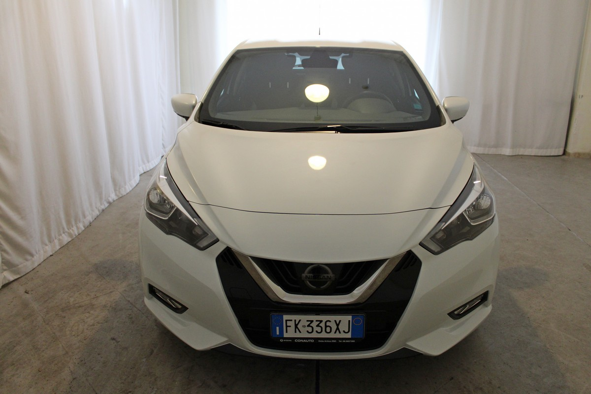 Nissan Micra 1.5 dCi 8V 5p. N-Connecta 2016 2