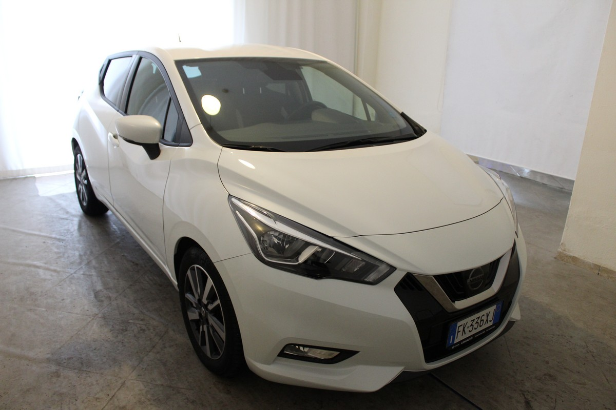 Nissan Micra 1.5 dCi 8V 5p. N-Connecta 2016 3