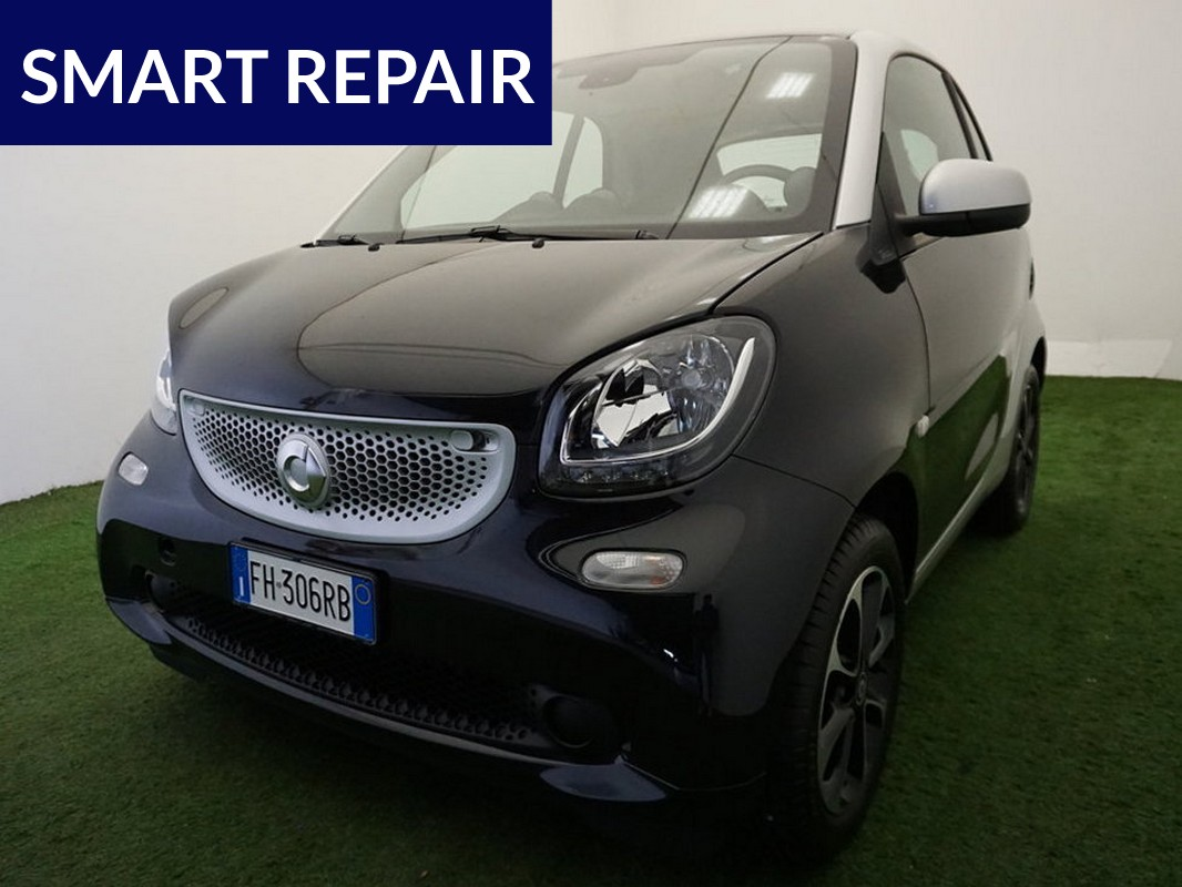 Smart Fortwo 70 1.0 twinamic Passion 2016