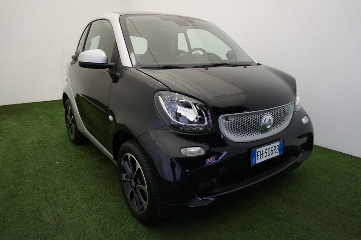 Smart Fortwo 70 1.0 twinamic Passion 2016 2