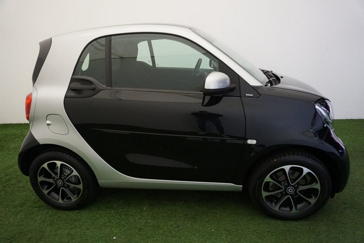 Smart Fortwo 70 1.0 twinamic Passion 2016 3