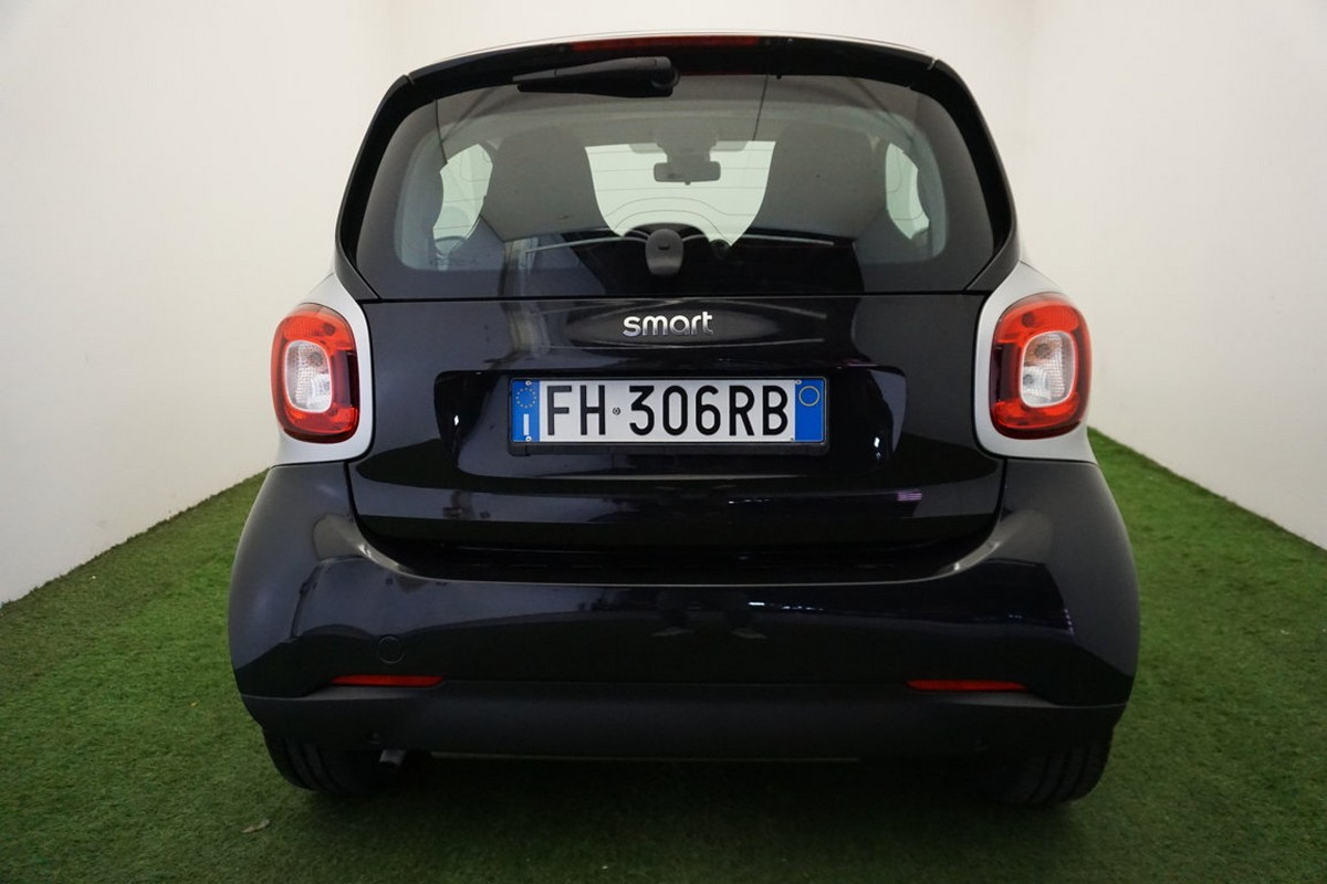 Smart Fortwo 70 1.0 twinamic Passion 2016 5