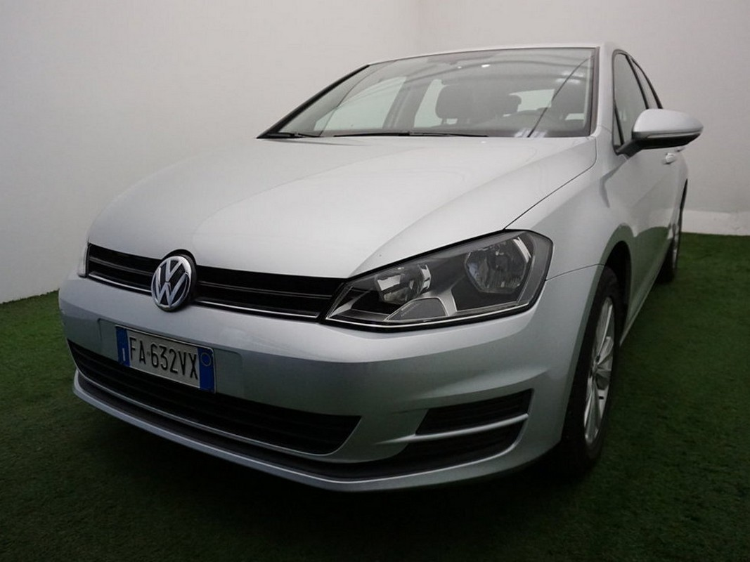 Volkswagen Golf 1.6 TDI 110 CV 5p. Comfortline BlueMotion Technology 2014