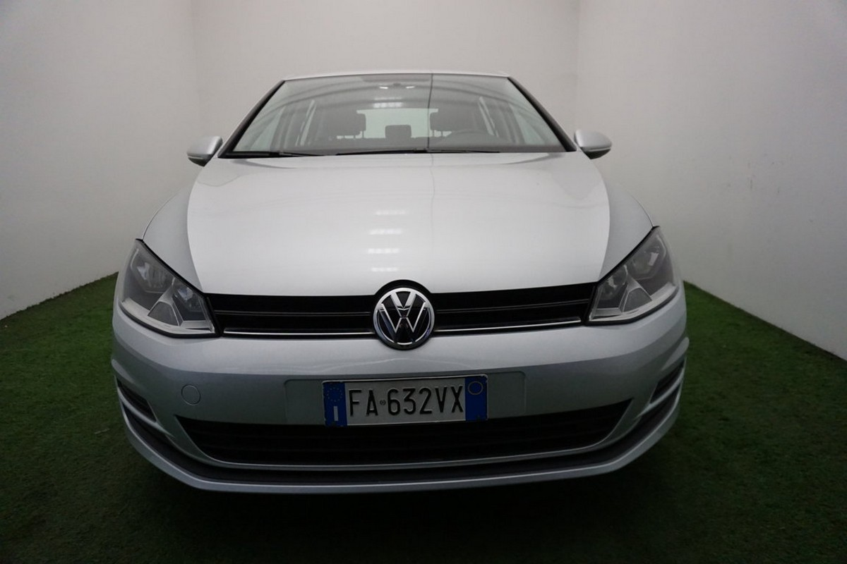 Volkswagen Golf 1.6 TDI 110 CV 5p. Comfortline BlueMotion Technology 2014 2