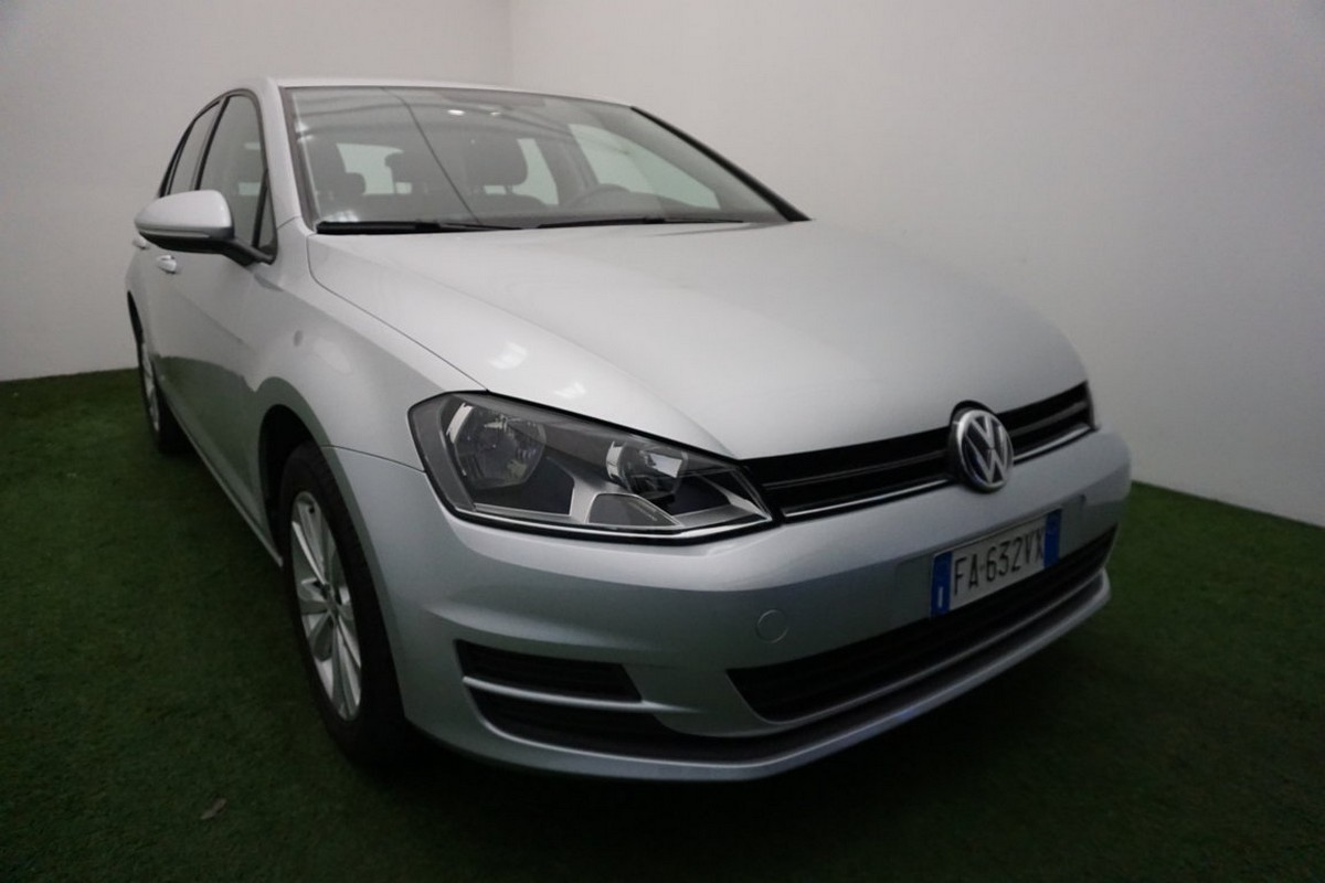 Volkswagen Golf 1.6 TDI 110 CV 5p. Comfortline BlueMotion Technology 2014 3