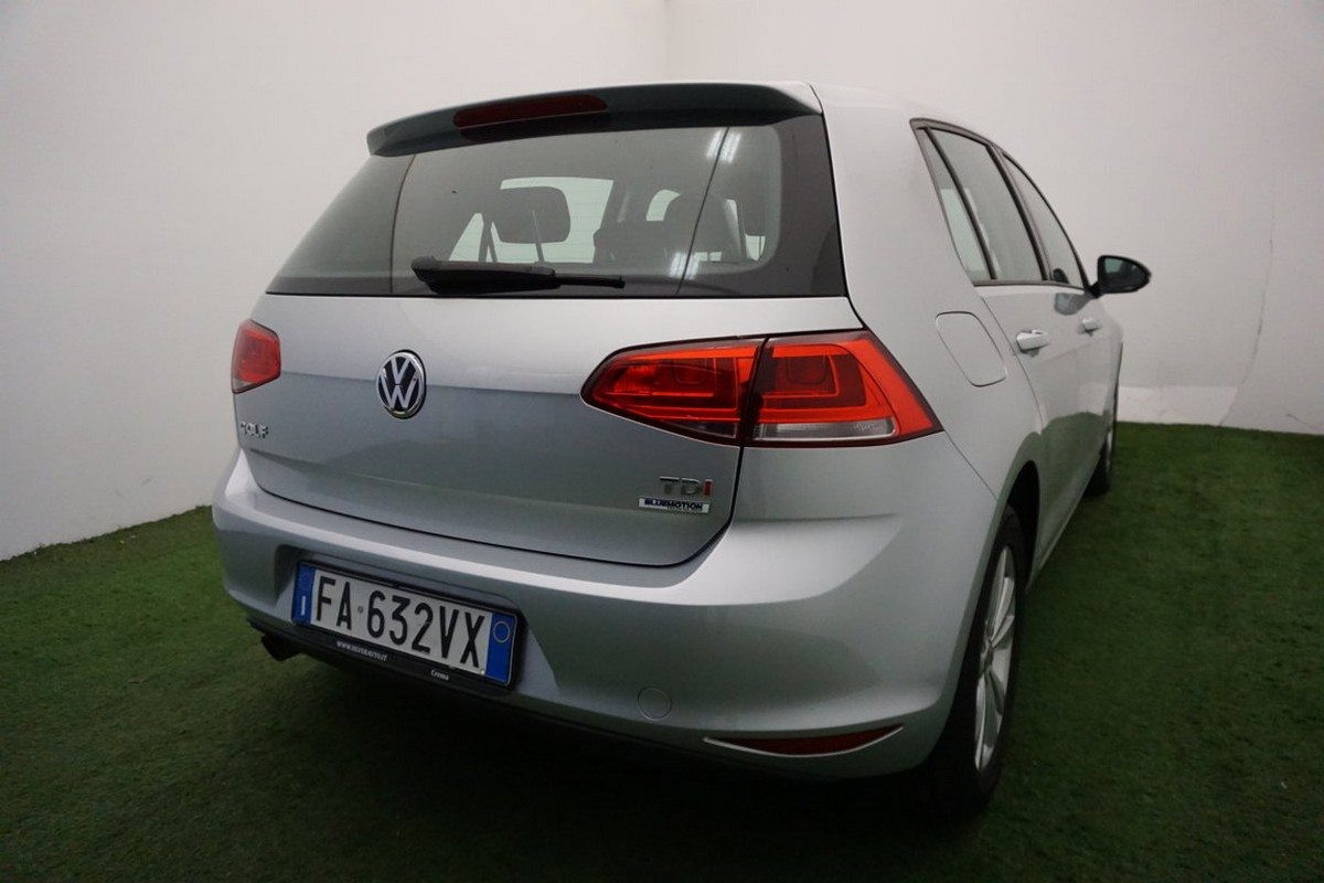 Volkswagen Golf 1.6 TDI 110 CV 5p. Comfortline BlueMotion Technology 2014 5