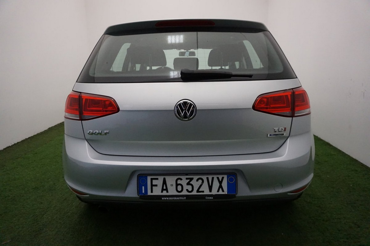 Volkswagen Golf 1.6 TDI 110 CV 5p. Comfortline BlueMotion Technology 2014 6