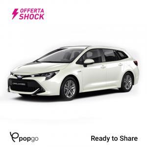 Toyota Corolla SW Hybrid aut. Touring Sports 1.8 Business
