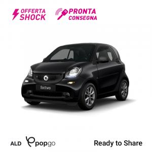 Smart Fortwo Aut. 70 1.0 Twinamic Superpassion