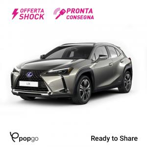 Lexus UX UX Hybrid Executive
