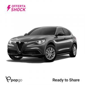 Alfa Romeo Stelvio aut. 4x4 2.2 Turbodiesel 190 CV AT8 Q4 Business