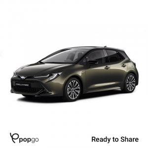 Toyota Corolla Hybrid 1.8H Business 5p