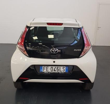 Toyota Aygo 7