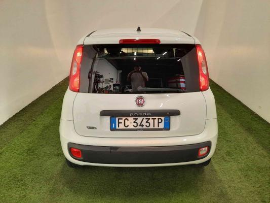Fiat Panda Autocarro 5
