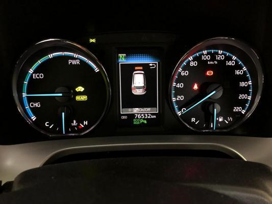 Toyota RAV4 Hybrid 16