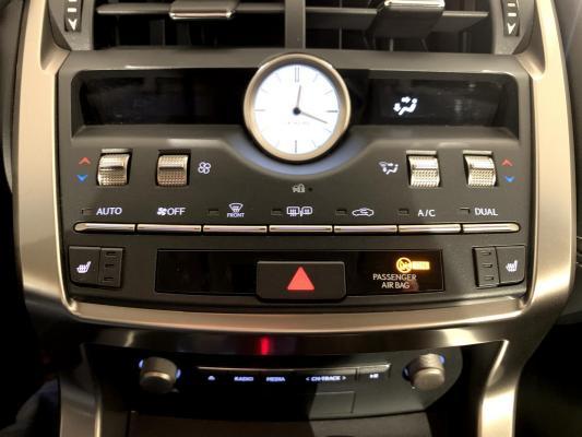 Lexus NX Hybrid 19