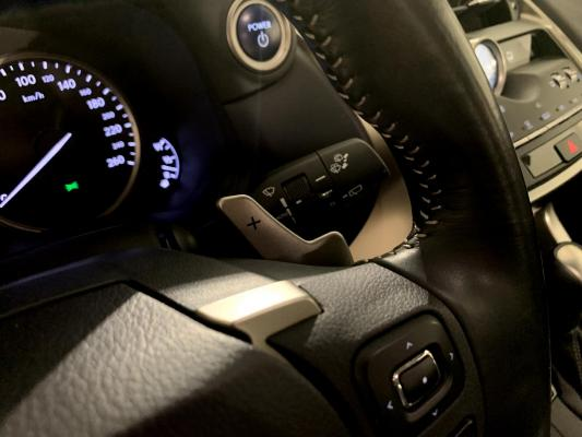 Lexus NX Hybrid 21