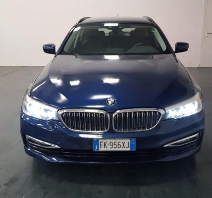 BMW Serie 5 Touring 3