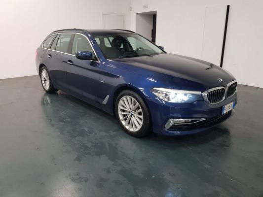 BMW Serie 5 Touring 4