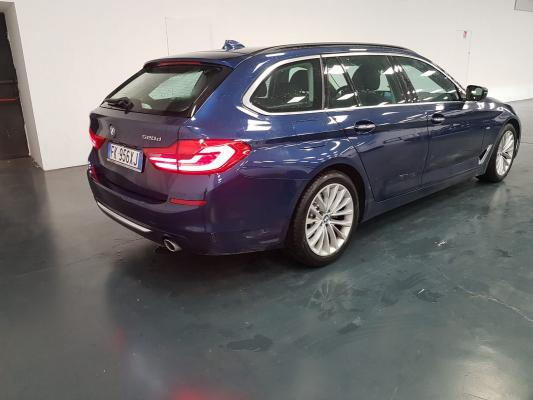 BMW Serie 5 Touring 6