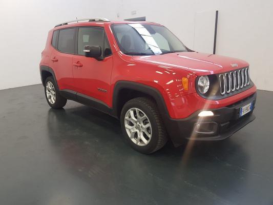 Jeep Renegade 4