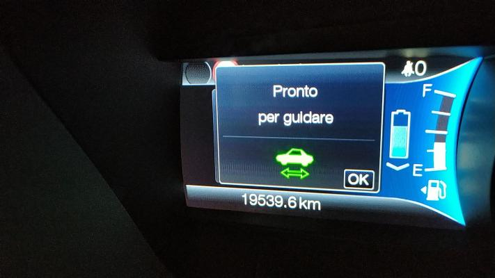 Ford Mondeo Hybrid SW 17