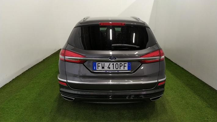 Ford Mondeo Hybrid SW 7