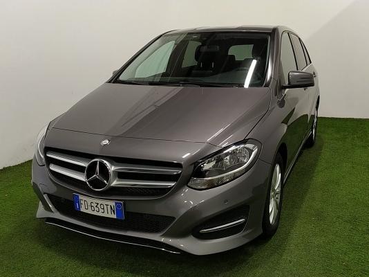 Mercedes-Benz Classe B 0