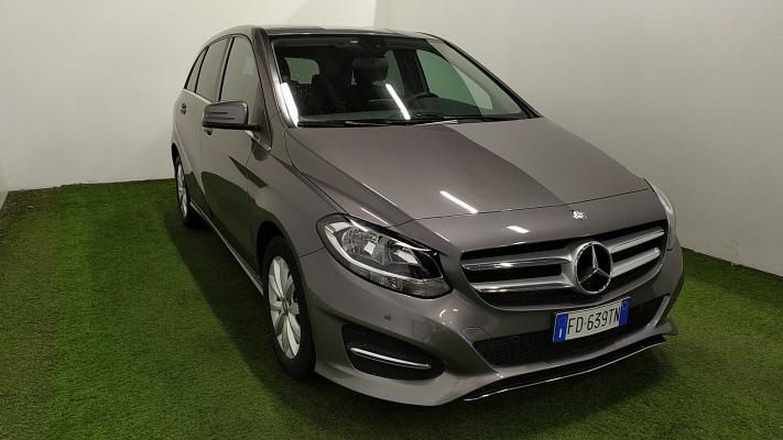 Mercedes-Benz Classe B 4