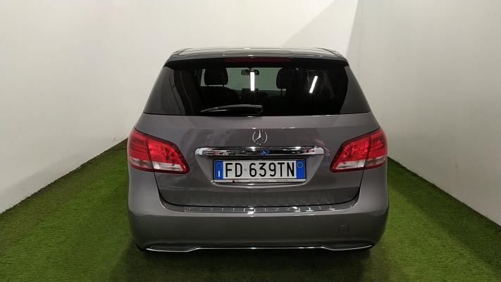Mercedes-Benz Classe B 7